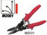 Makaze za lim max 2001, crvene